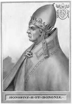 Pope_Honorius_II