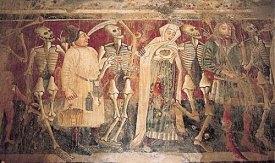 Danse-Macabre-Italian-fresco