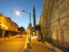 Old street in Jaffa