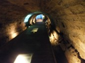 Inside the Templar Tunnel