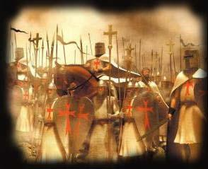 Templars in to battle!