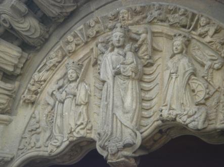 Arch at Santiago