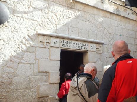 Church to Simon of Cyrene
