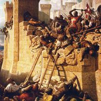 The Battle for Acre - disaster for the Knights Templar