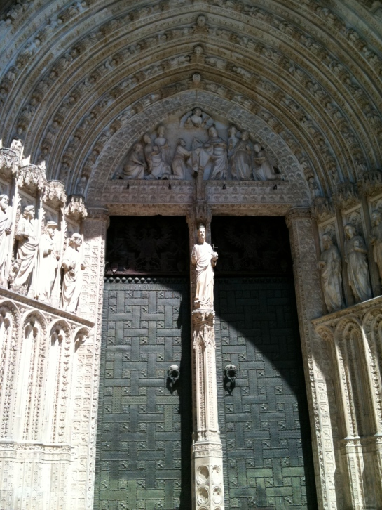 Door - cathedral