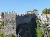 Medieval wall