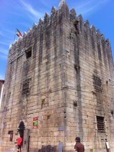 City walls of Ponte de Lima