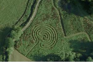 Templar crop circle
