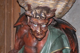 Asmodeus / Devil at Rennes-le-Chateau