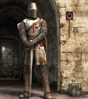 Did the Priory of Sion really set up the Knights Templar