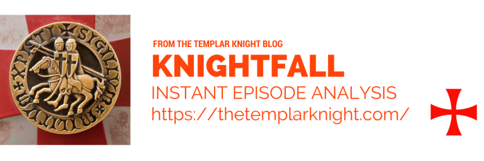 FROM THE TEMPLAR KNIGHT BLOG